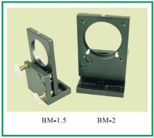 "Optic mount with baseplate, dia 1.5"" - BM-1.5"